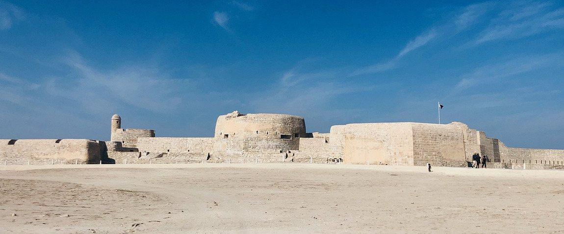 bahrain old architecture