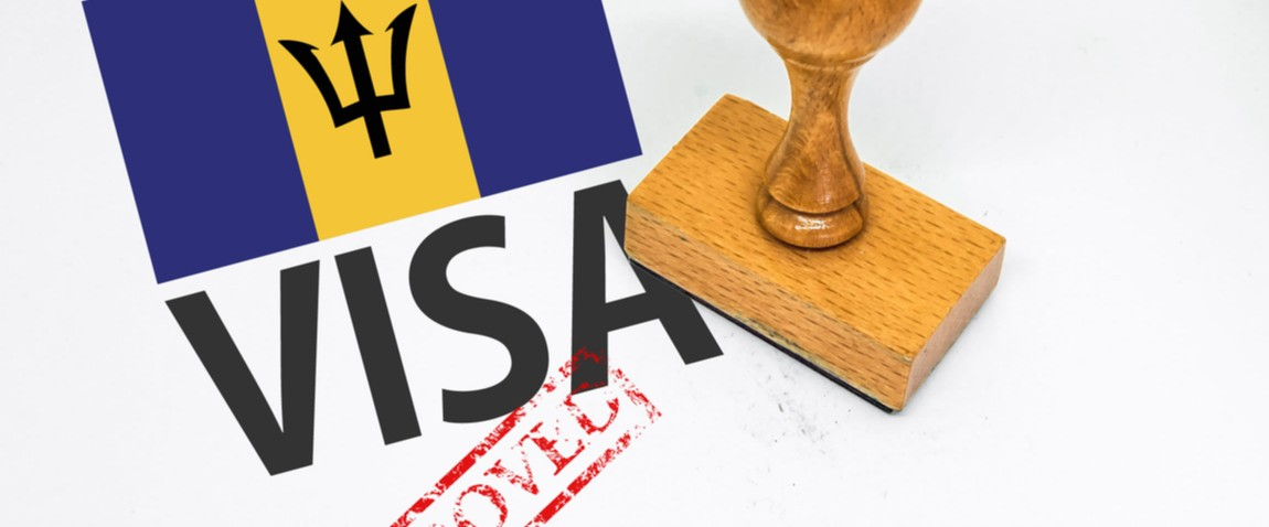 barbados visa approved