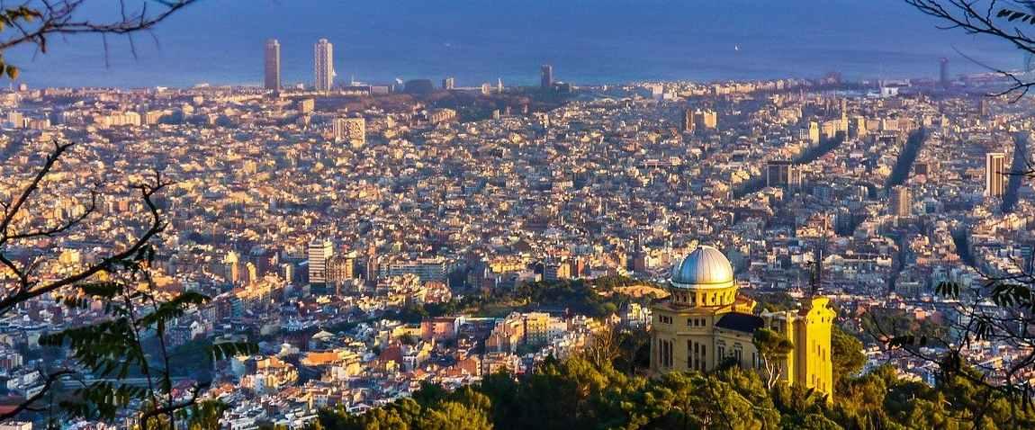 capital of youth barcelona