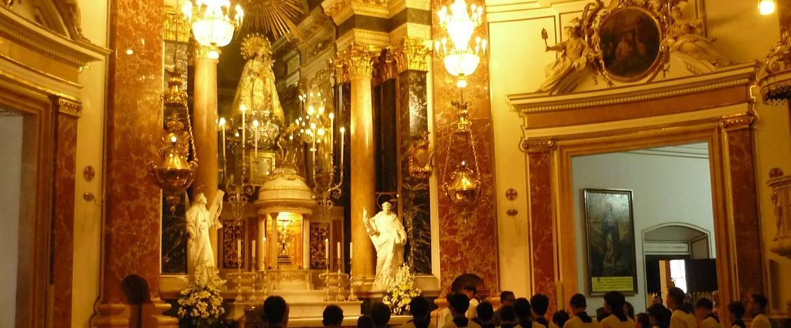 church in valencia