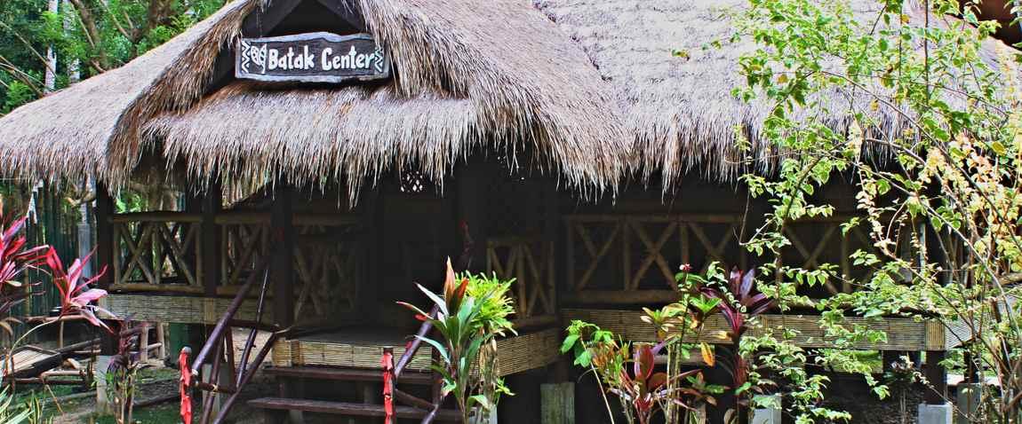 batak tribe center