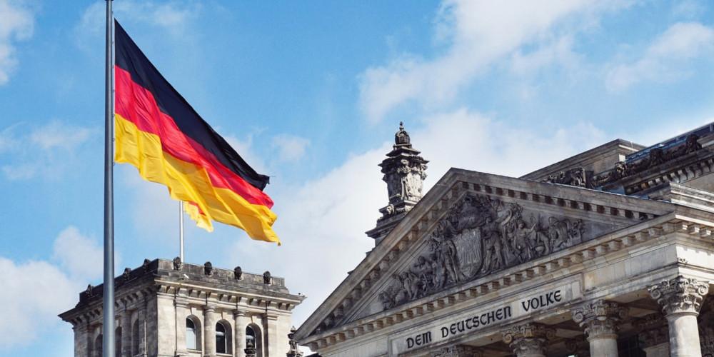 German Embassy building