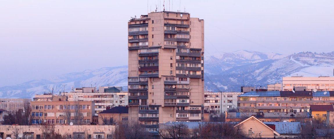 city of kazakhstan