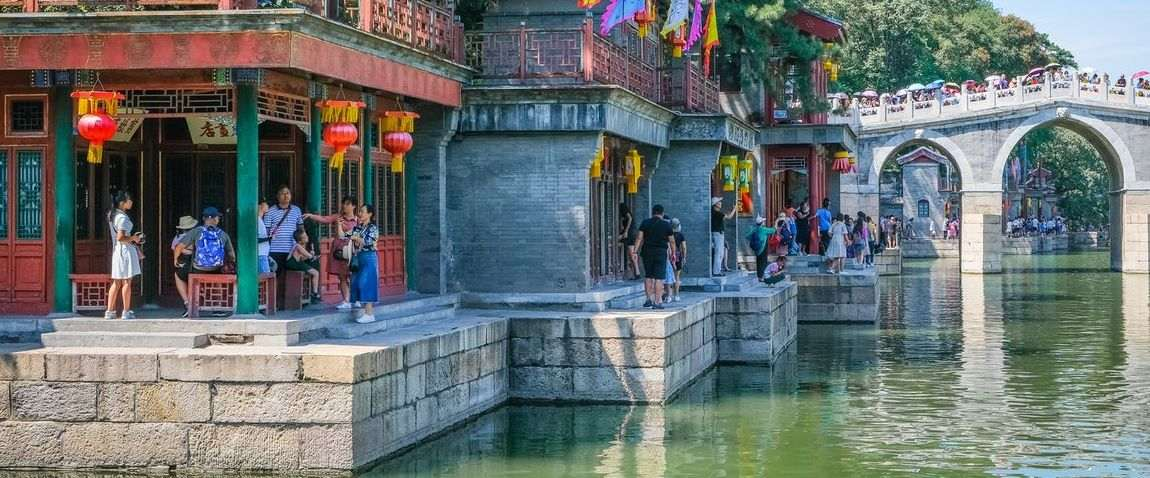 beijing china summer time