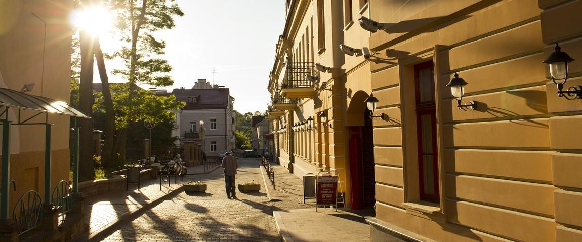 grodno street