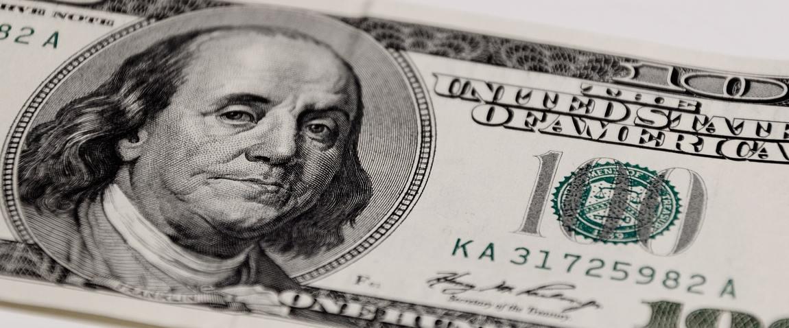 ben franklin dollar