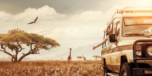How to obtain a tourist visa for Kenya?