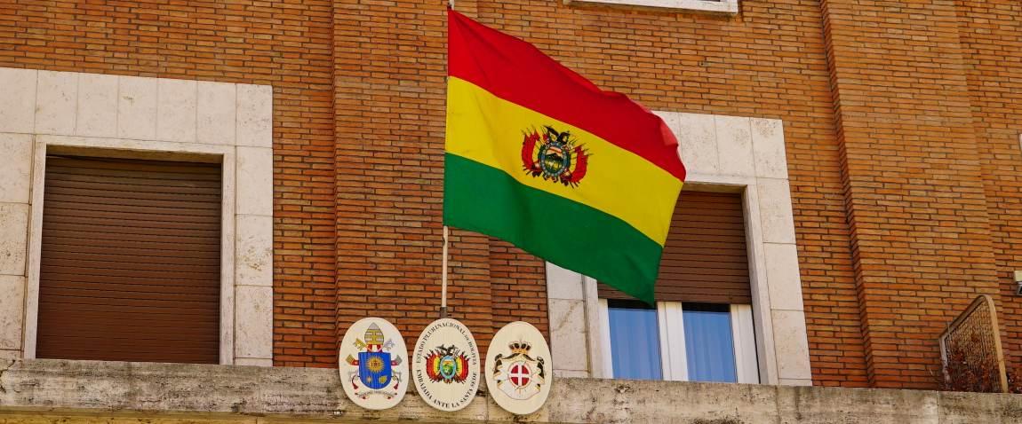 bolivian embassy