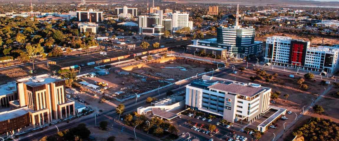 botswana capital city
