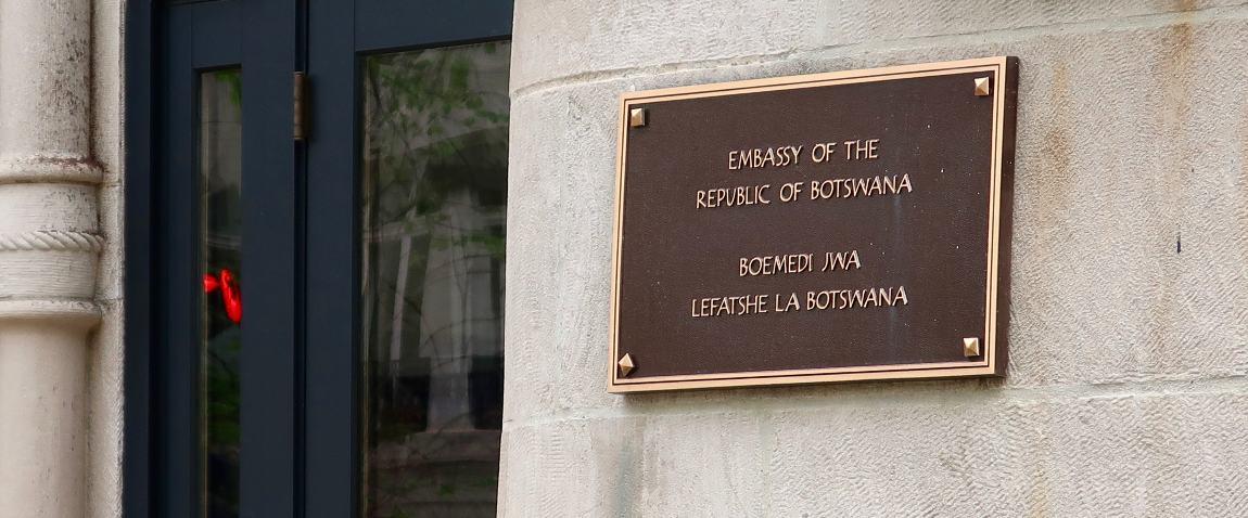 botswana embassy