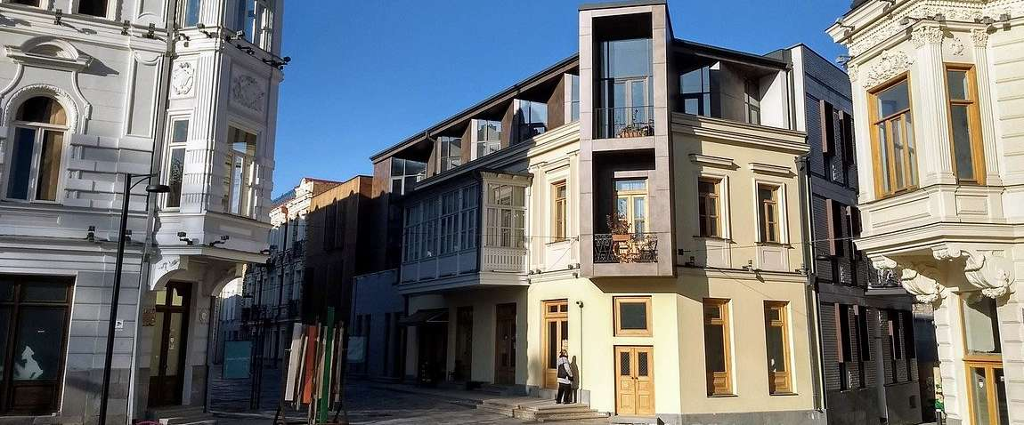 tbilisi street