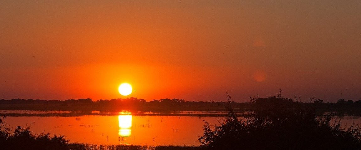 burundi sunset