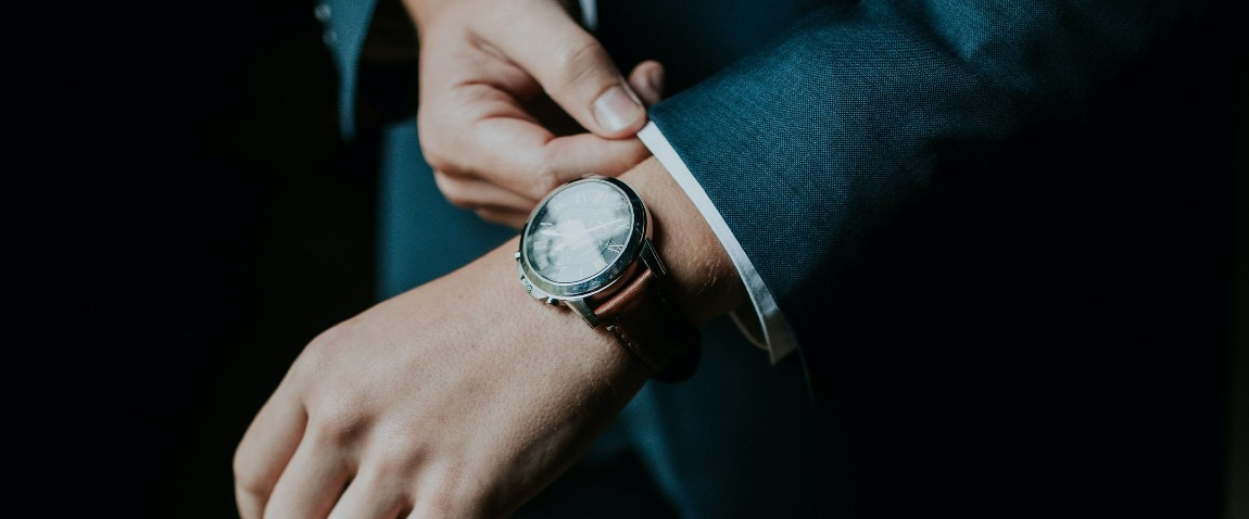 businessman stylish