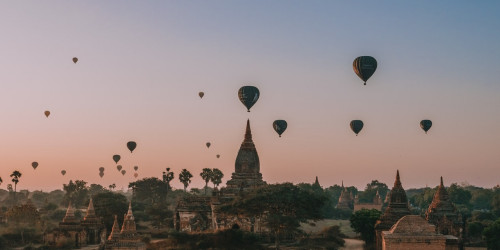 13 reasons why you should travel to Myanmar right now