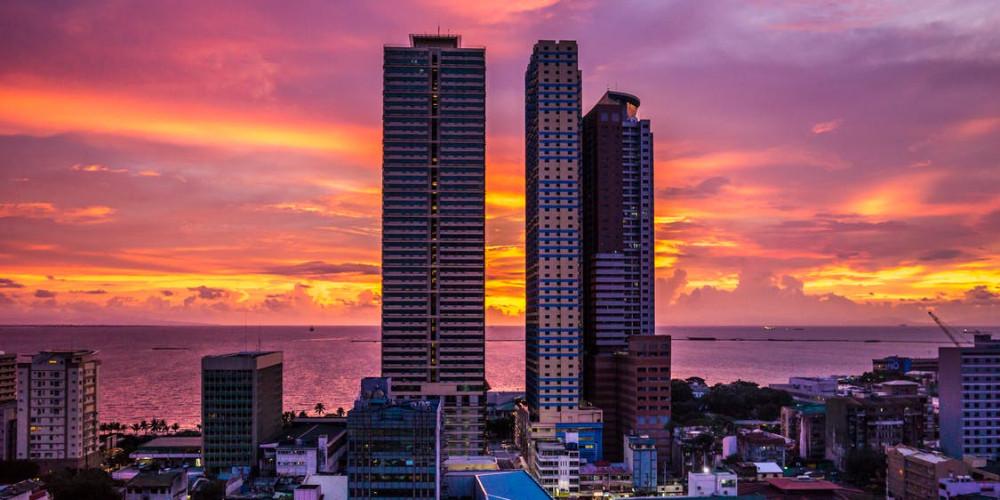 High rise building, Pattaya