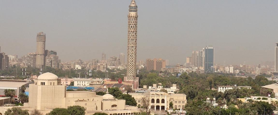 cairo tower