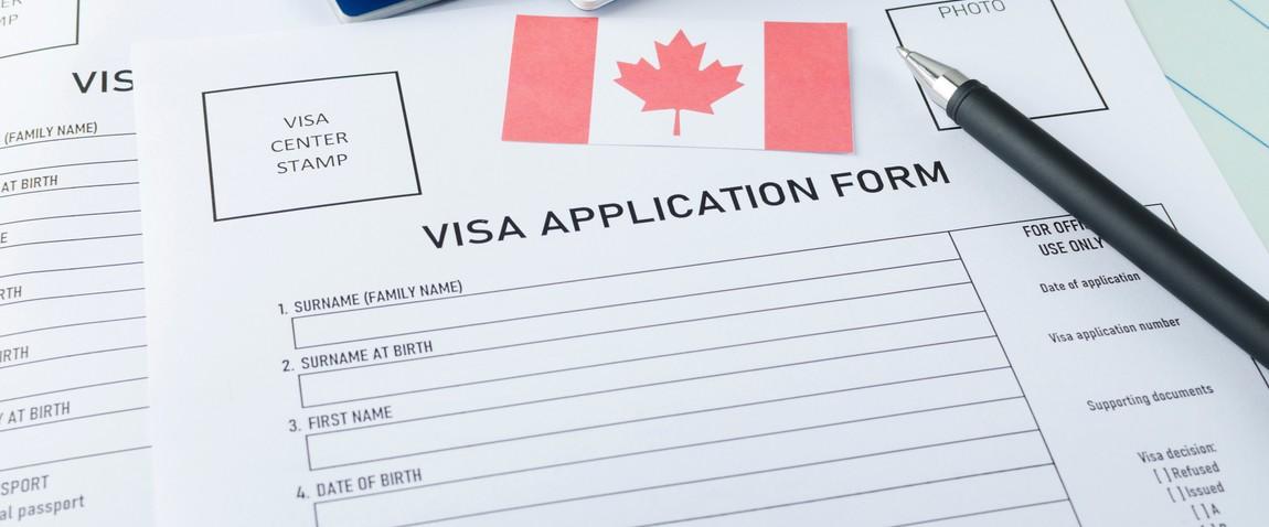 canadian visa blank apply form