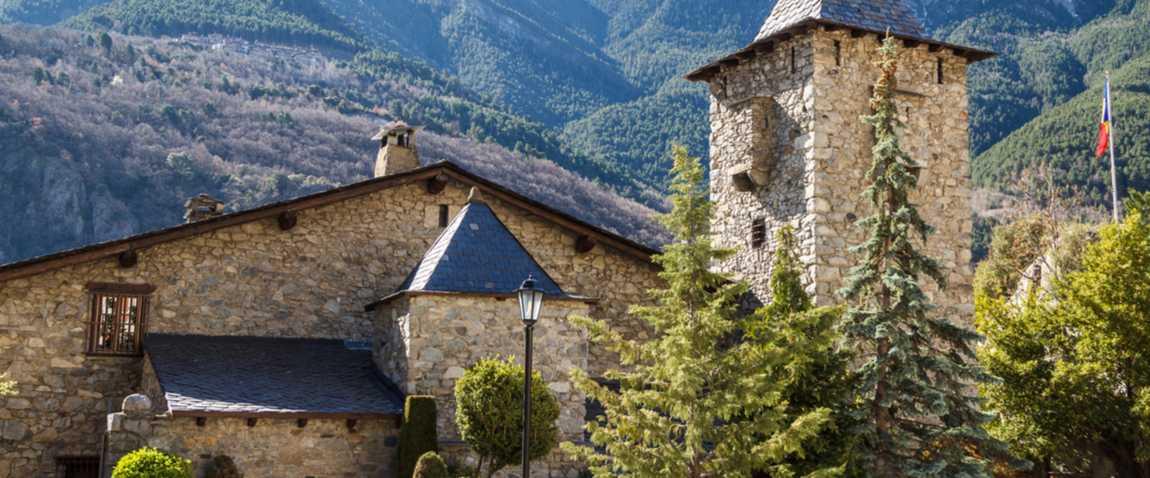 casa de la valle