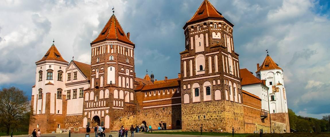 belarus castle