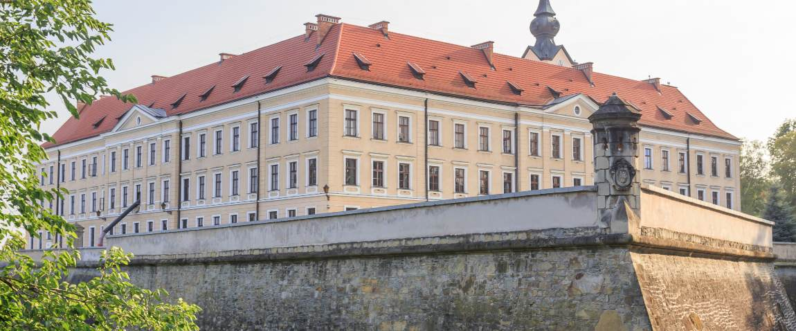 castle in rzeszow