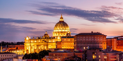 12 Instagrammable places in Rome