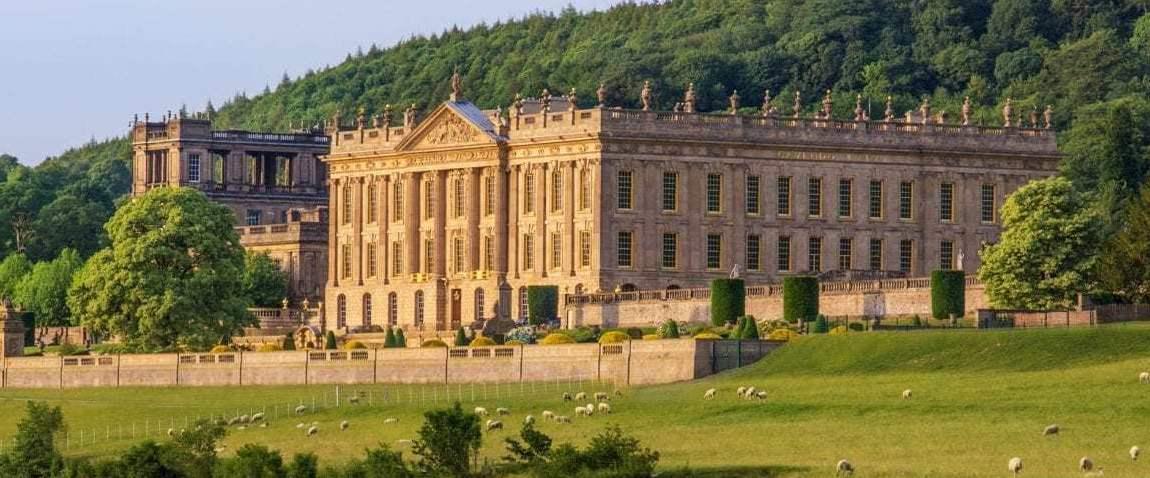 chatsworth castle
