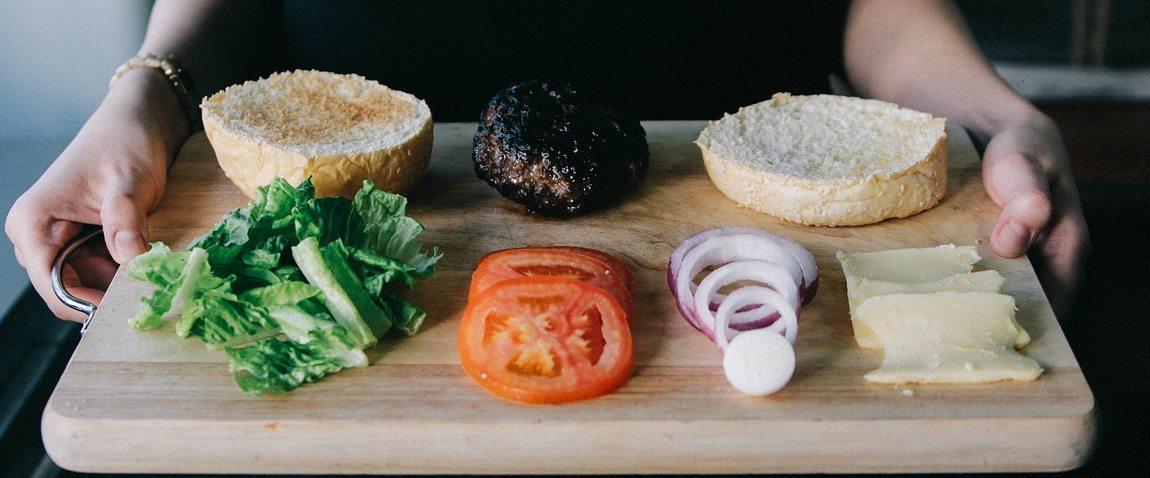 cheeseburger ingredients