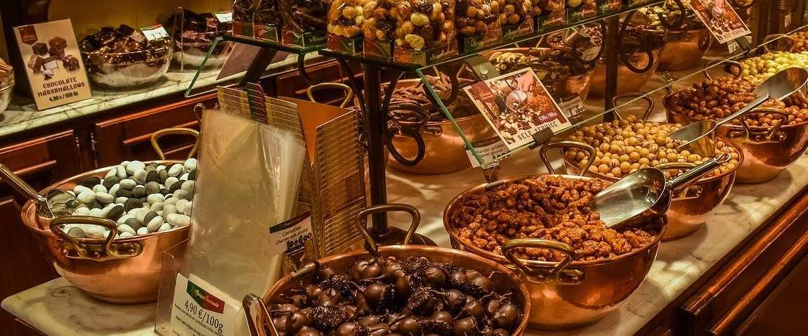 chocolaterie shop