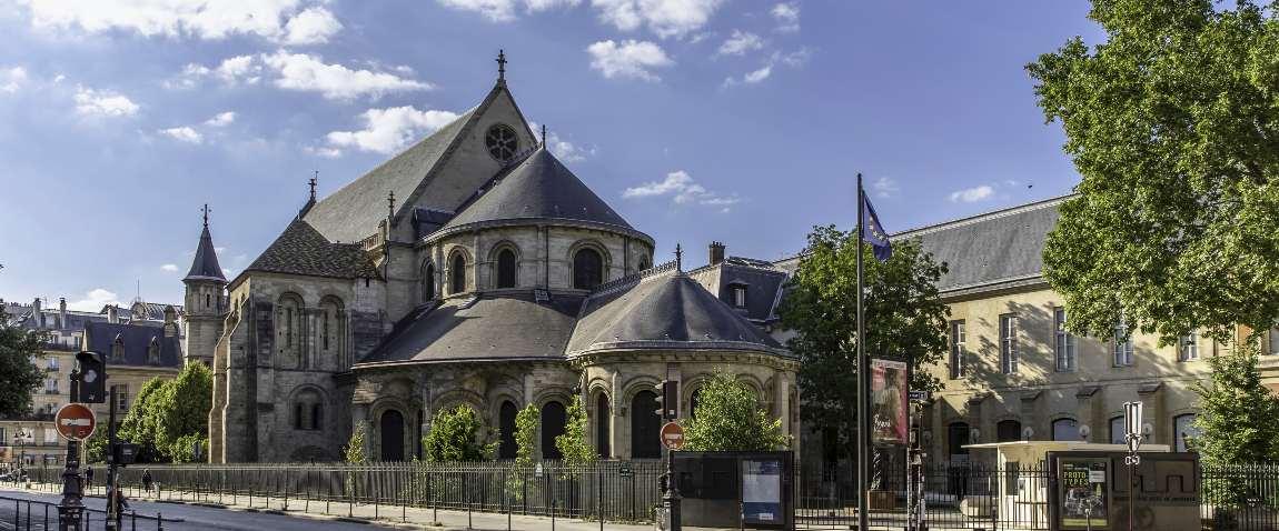 church of saint martin des champs