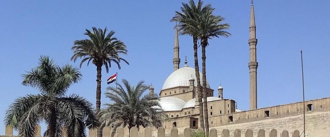 citadel of cairo