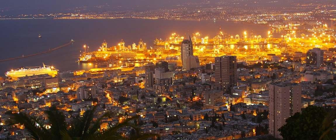 palestine night