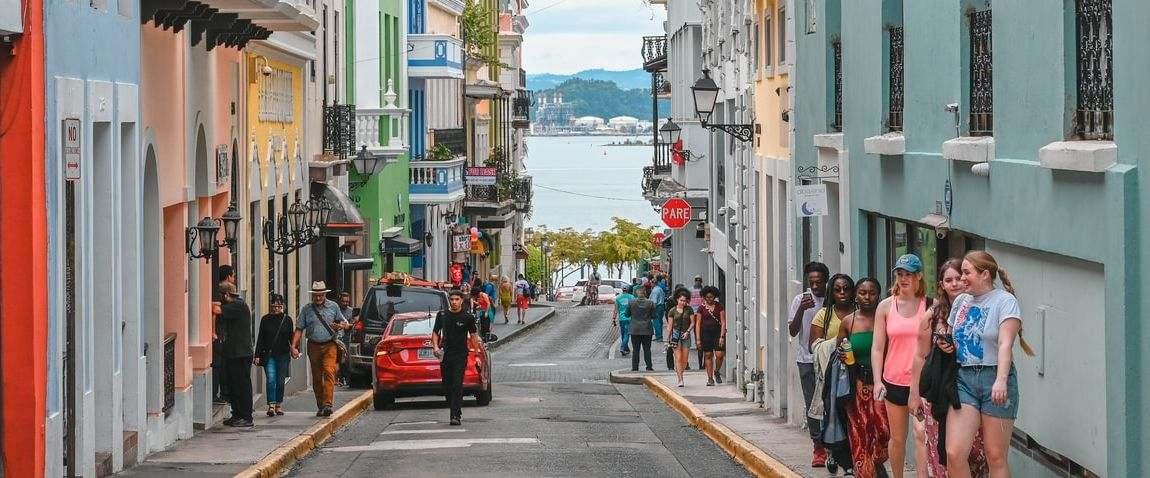 puerto rico street