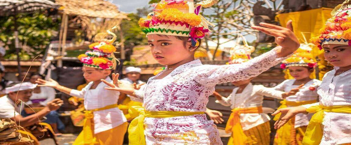 colourful festival