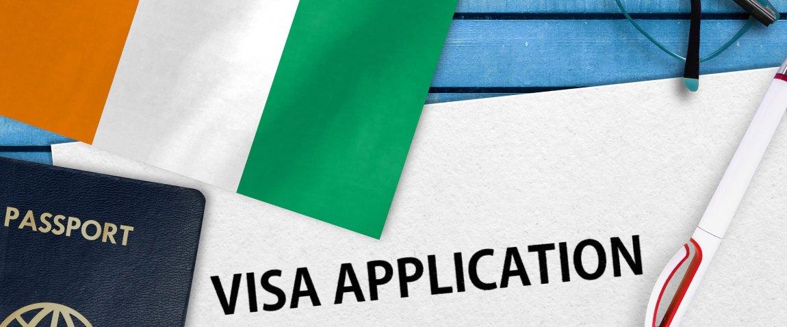 cote divoire visa application form