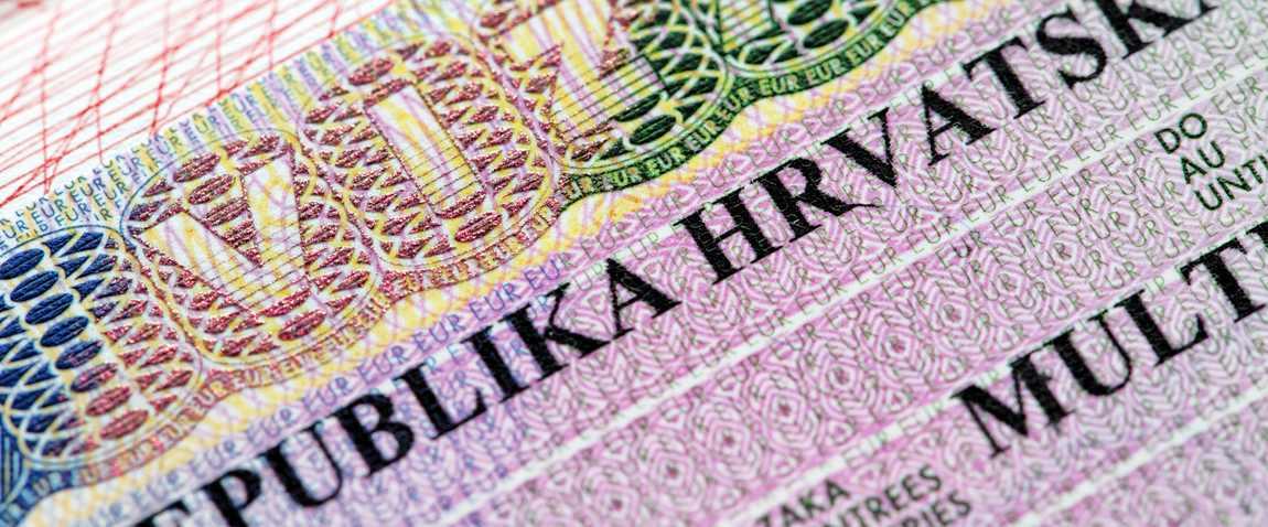 croatian schengen visa