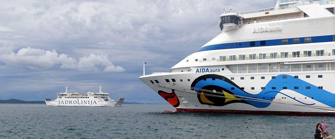 white cruise
