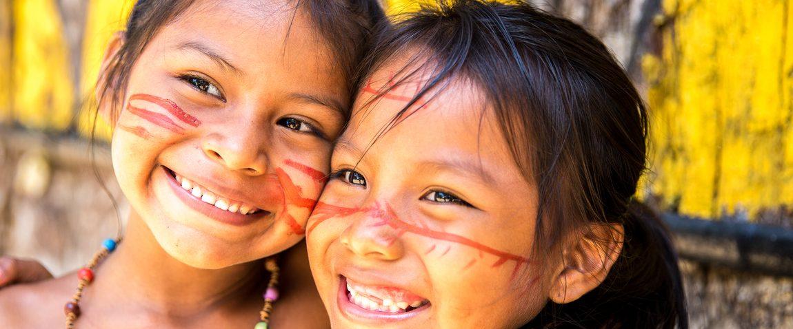 piraha children