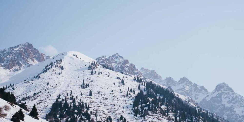 Mountain, Kazakhstan