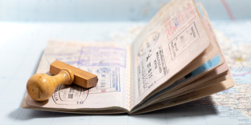 What are the points to consider in Latvia national visa