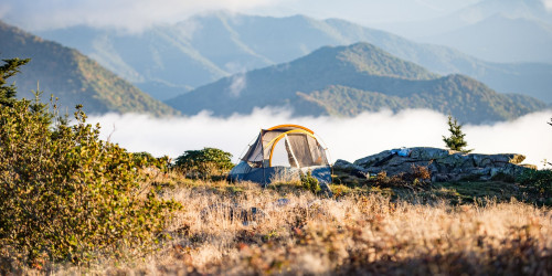 Top 10 countries offering the best camping experiences