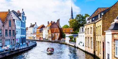 What are the points to consider in Belgium National (Long-term) Visa
