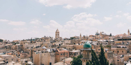10 reasons why you should travel to Jerusalem instead of Tel Aviv