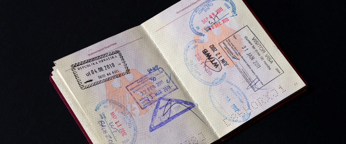 different visas