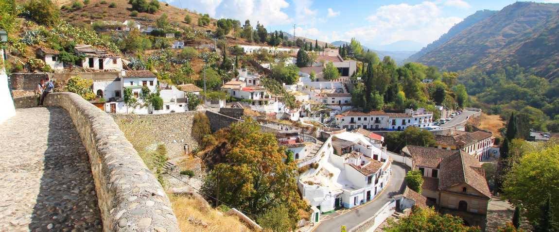 district of sacromonte