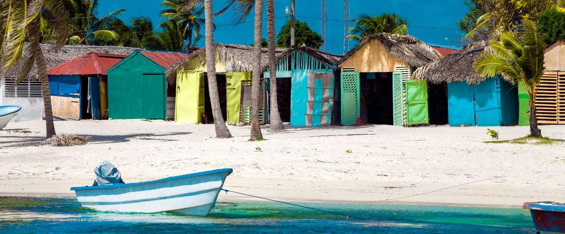dominican republic saona island mano juan beach