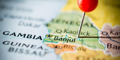 What is Gambia visa regime?