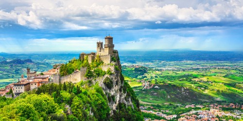 What are San Marino visa differences?
