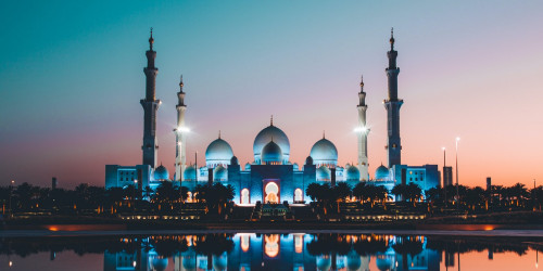 12 Instagrammable places in Abu Dhabi