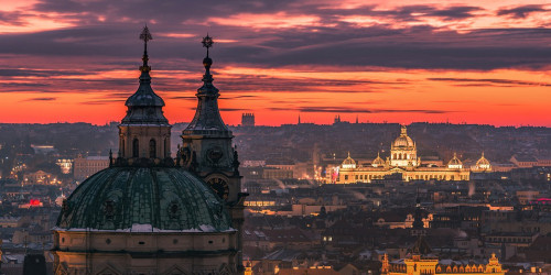 12 Instagrammable places in Prague