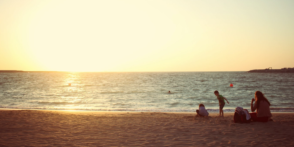 LaMer Beach, Dubai, United Arab Emirates